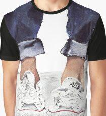 Converse Grafik T-Shirt