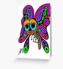 Dream Butterfly Greeting Card