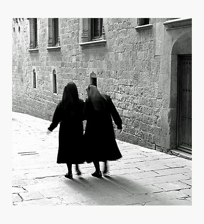 Barcelona Pace Photographic Print