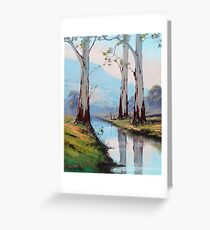 Valley Gums Greeting Card