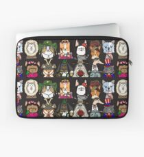 Dogs Around the World Laptop Sleeve