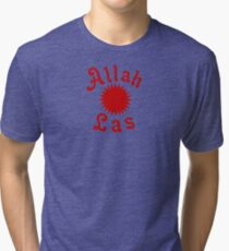 Allah Las Sun Drawing Tri-blend T-Shirt