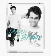 dylan o'brien iPad Case/Skin