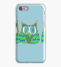 Hoot iPhone Case/Skin
