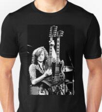 Jimmy Page Unisex T-Shirt