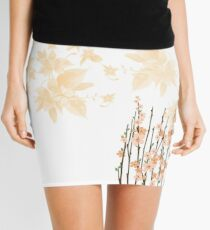 Flowers in paradise Mini Skirt