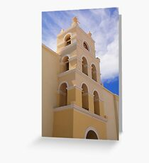 Spanish Mission Greeting Card