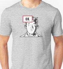 Ok Soda for light colors Unisex T-Shirt