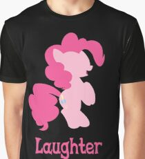 Pinkie Pie - Laughter Graphic T-Shirt