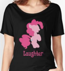 Pinkie Pie - Laughter Women's Relaxed Fit T-Shirt