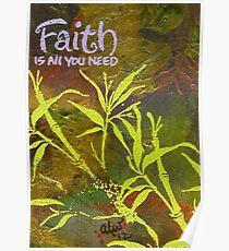 Having Faith Poster