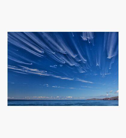 Cape Wrath Cloud Race Photographic Print
