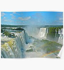Mighty Iguazu Poster