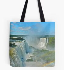 Mighty Iguazu Tote Bag