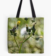The Humble Dandelion Tote Bag