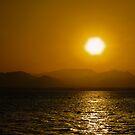 Sunset over the Sinai...... by shellfish