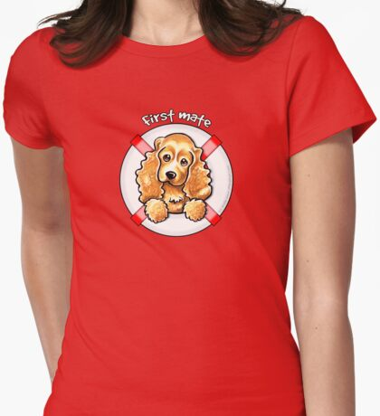 Cocker Spaniel :: First Mate T-Shirt
