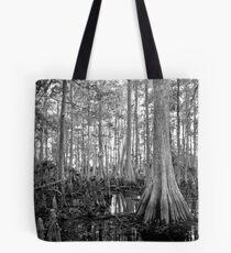 Cypress Swamp. Econlockhatchee River. Tote Bag