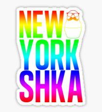Newyorkshka rainbow Sticker