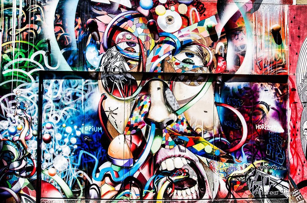 Reblow Your Mind by Andrew Simoni