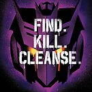 DJD - Find. Kill. Cleanse. by Dave Brogden