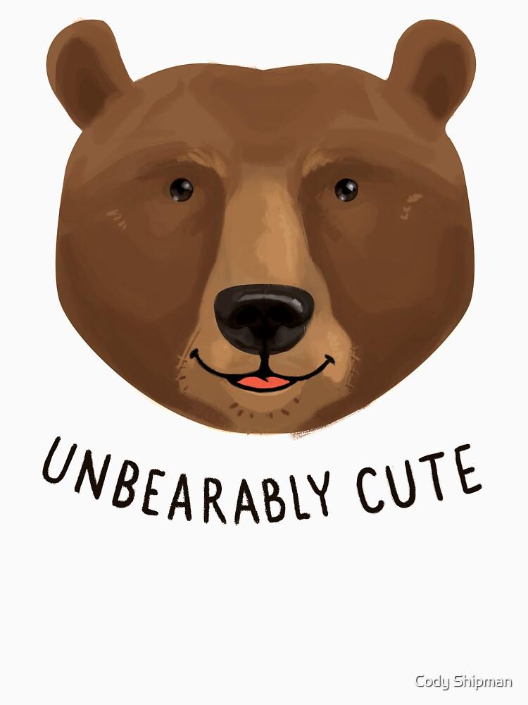 Unbearably Cute by Shipman
