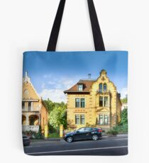 The Impossible Perspective Tote Bag