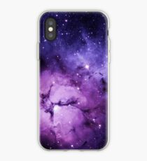 Purple Space - iPhone Case iPhone Case