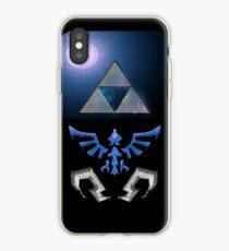 Vinilo o funda para iPhone Skyward Sword iPhone Shield- Fi's theme