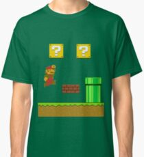 MarioScene Classic T-Shirt
