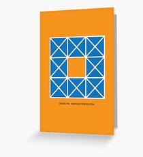 Design 146 Greeting Card