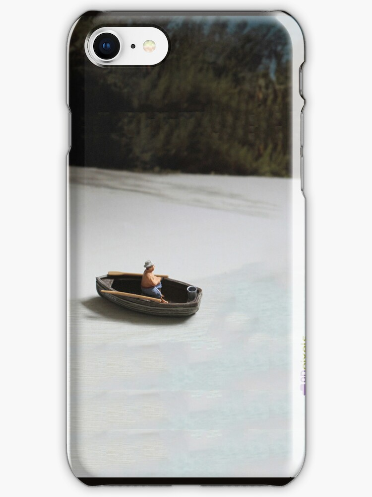 Series-Miniature-BoatOnTheShore by adpixels