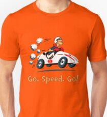 Go, Speed. Go! Unisex T-Shirt