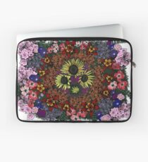 Flower Collage Laptop Sleeve