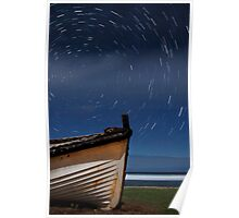 Kingston Startrail Poster