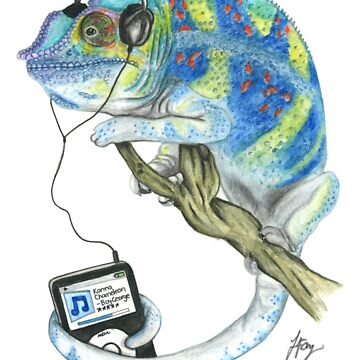 Karma Chameleon by jf901