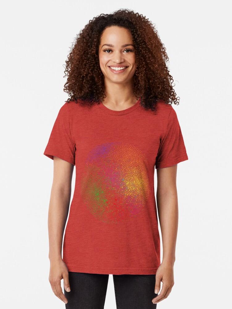 Alternative Ansicht von Das Diagramm der Ideen Vintage T-Shirt