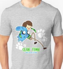 Clue Time with Steve & Blue T-Shirt
