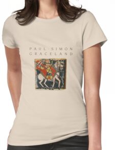 Paul Simon Graceland Album T-shirt Ladies S to 2XL