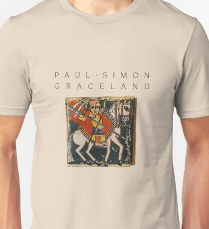 Paul Simon Graceland T-shirt