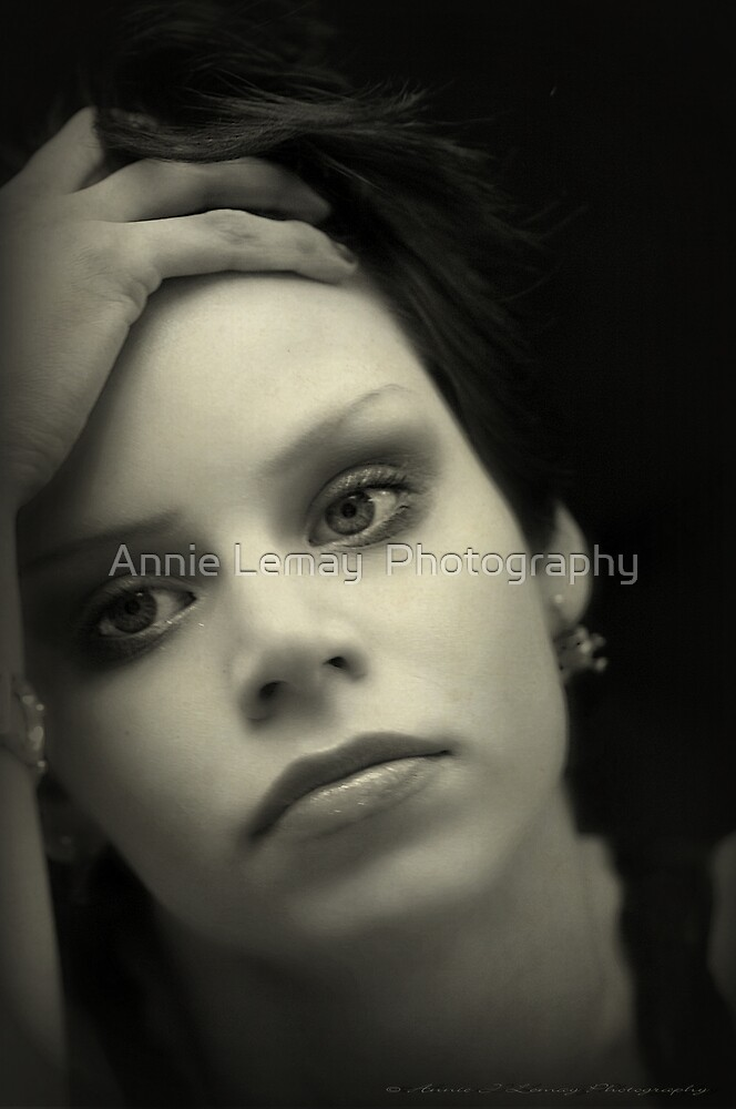 Heavy Day by Annie Lemay  Photography