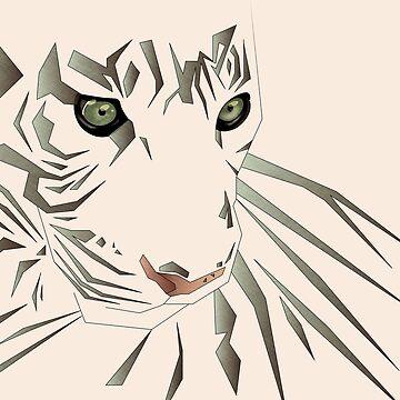 Tiger's Tranquility von schwebewesen