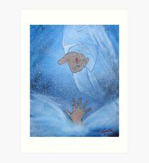 """Rejoice""  by Carter L. Shepard Art Print"