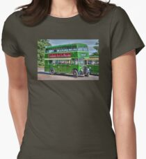 Bristol Tramways and Carriage Company Womens Fitted T-Shirt