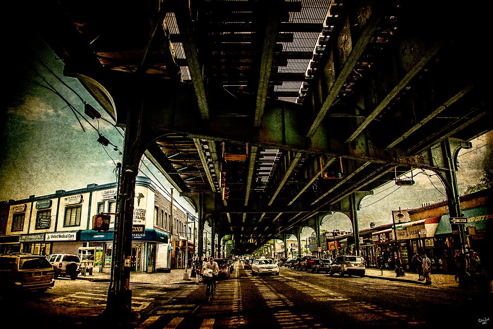 "Under the ""El"" by Chris Lord"