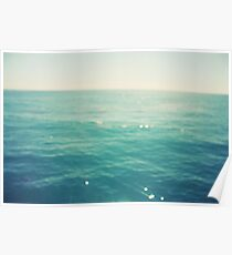 The Sea is Calling Poster