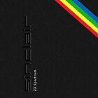 Classic Sinclair ZX Spectrum by SixPixeldesign