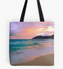 Tortola Seascape  Tote Bag