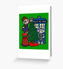 Tenth Christmas! Greeting Card