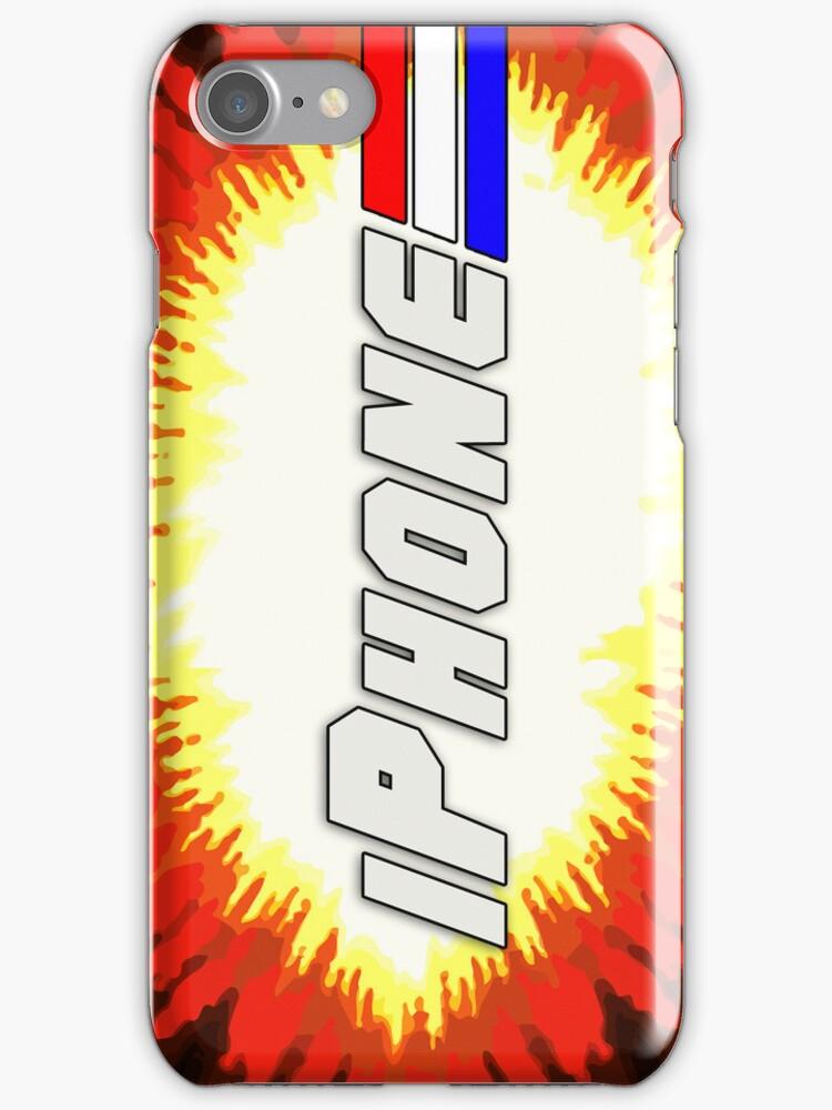 Yo Phone!  (classic) by gerrorism